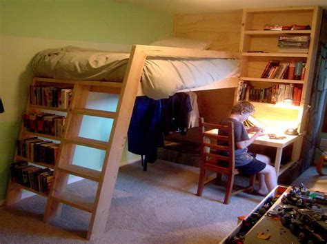 how to build a loft bed with desk how to build a loft bed with desk underneath apps