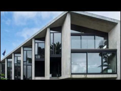 design home decor nz grand designs nz ambitious concrete house brings unseen challenges youtube