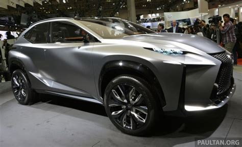 Nowy Lexus Nx 2019 by Tokyo 2013 Lexus Lf Nx Turbo Goes The Blown Route