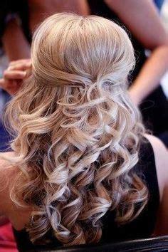 mother of the bride half up half down wedding hairstyles mother of the bride long hairstyleshalf up half down