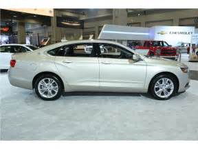 Chevrolet Impala 2015 2015 Chevrolet Impala Interior U S News Best Cars
