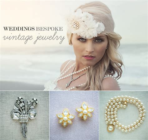 Wedding Day Giveaways - win vintage styled bridal accessories from weddings bespoke wedding day giveaways