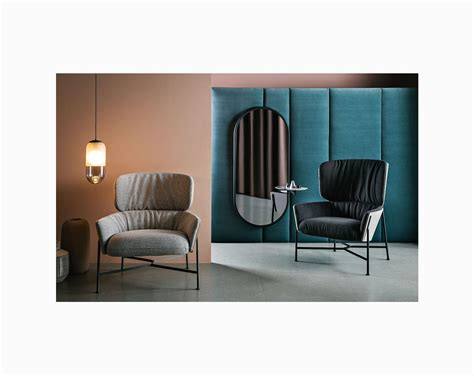 Upholstery Dacron Caristo Low Back Armchair By Tim Rundle Sp01 Design