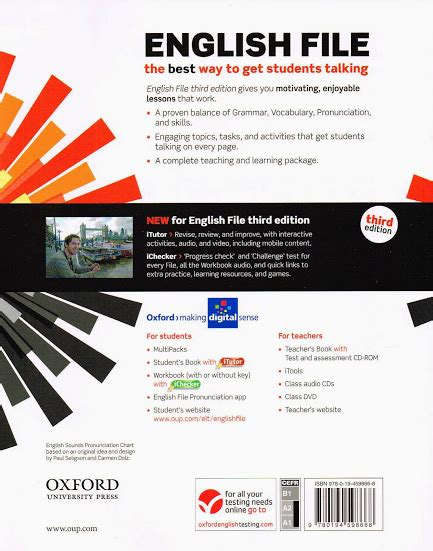 english file 3rd edition english file elementary third edition multipack a w itutor ichecker cd s new ebay