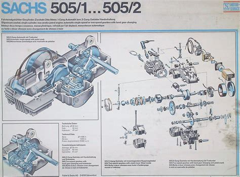 sachs engine myrons mopeds