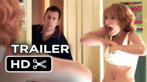 film lucu adam sandler blended official trailer 1 2014 adam sandler drew