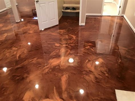 strong concrete foundations with epoxy floors nashville tn
