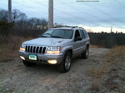 Jeep Grand Modifications 2003 Sliver Jeep Grand Limited Pictures Mods