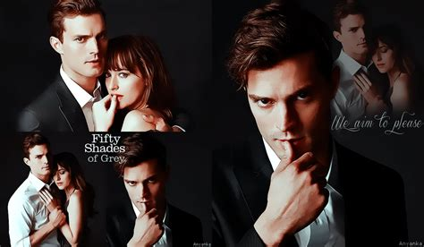 first look at fifty shades of grey leads as film pushed 50 shades of grey first look by theanyanka on deviantart