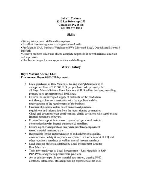 Resume Word Doc by Cochran Resume Word Doc