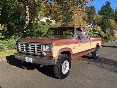 1985 ford f350 xlt lariat supercab reviews image gallery 1986 ford f 250
