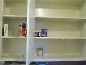 Kitchen Open Cabinets cupboard s bare time s up foodbank ceo lives for a