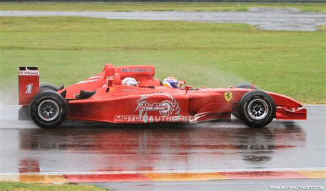 Ferrari 3 Seater F1 by Spy Shots Ferrari Red Rush Three Seater F1 Car