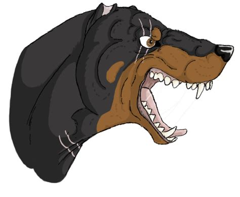 do rottweilers drool rottweiler drool by cockatoo on deviantart