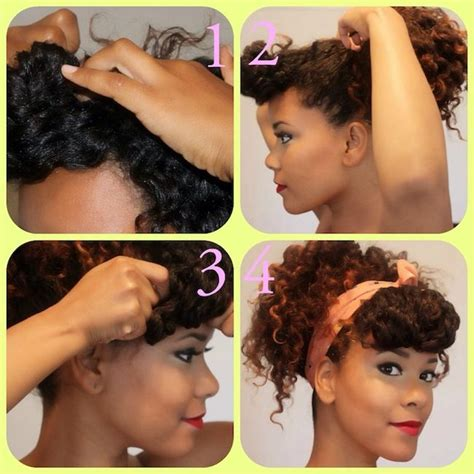 how to style natural curly hair step by step ponytail hacks to make you the ariana grande of your friends