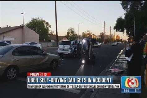 Uber Car Types Las Vegas by Uber Suspends Self Driving Car Program After Crash In