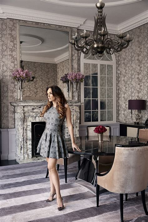 tamara ecclestone house tamara ecclestone shows off mansion in london s most expensive street daily mail online