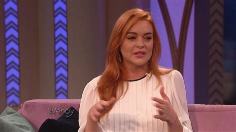 Lindsay Lohan To Front Stuart Couture Line by Lindsay Lohan Reenacts 8 Favorite Quotes