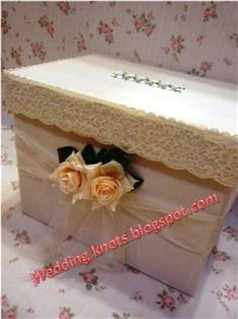 Floral Wedding Angpao wedding knots ang pao box summer flower ap 05