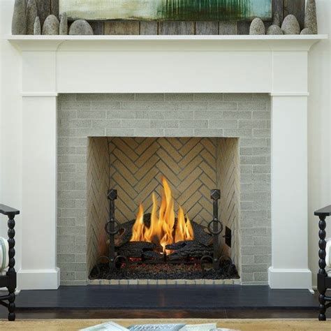 25 best ideas about tile around fireplace on