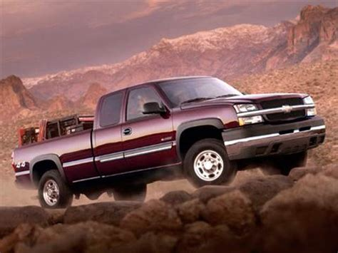 2003 chevrolet silverado 2500 extended cab pricing ratings reviews kelley blue book
