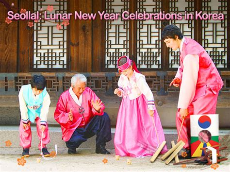 new year celebration in seoul seollal lunar new year celebrations in korea official