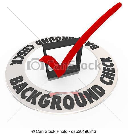 Department Background Check Investigation Clipart 32