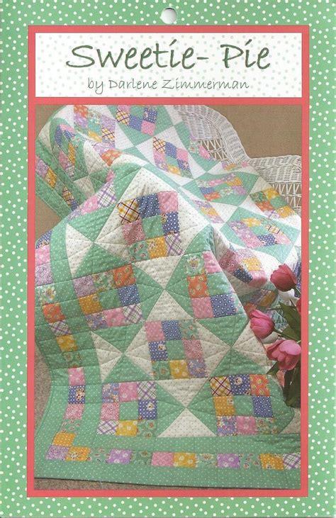 Quilt Patterns Using Eighths by Sweetie Pie Easy Eighth Quilt Pattern Darlene Zimmerman Quilt Patterns