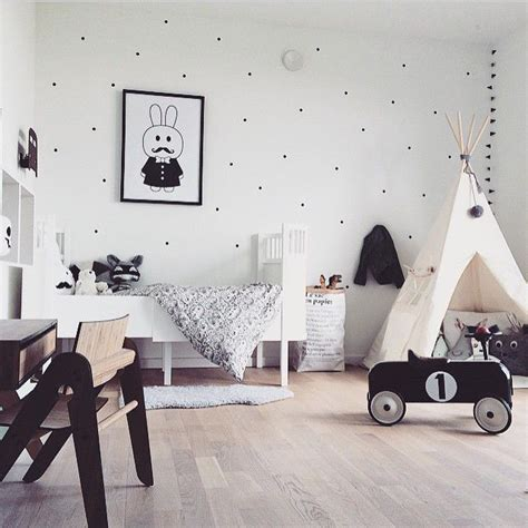 Spring Decorating Ideas For The Home by The Nordic Nursery Kids Rooms With Scandinavian Style