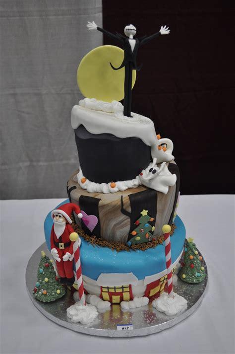 nightmare before christmas cake cakecentral com