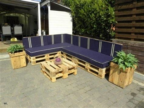 garden furniture made from pallets pallet idea