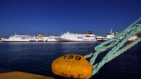 pno no ferries in greece on jan 20 22 due to strike gtp - Ferry Efka