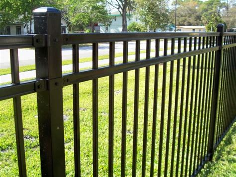 wrought iron fence lighting wrought iron fence www pixshark com images galleries