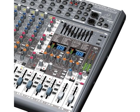 Mixer Behringer Sx 2442 Fx behringer sx2442fx pro mixer eurodesk 24 canali 4