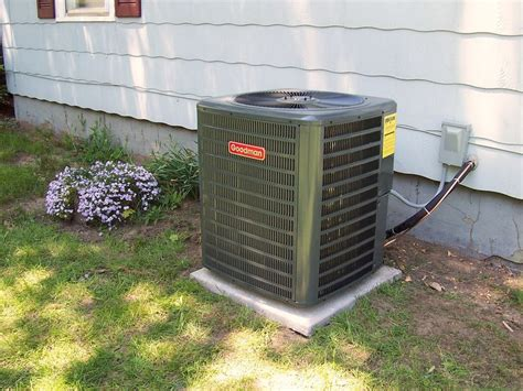 Ac Outdoor evaporator coil meyer heating and air