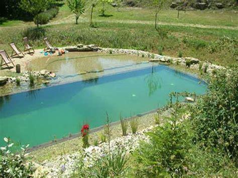Natural Ponds Closer To Natural Swimming Ponds Close Backyard Swimming Ponds