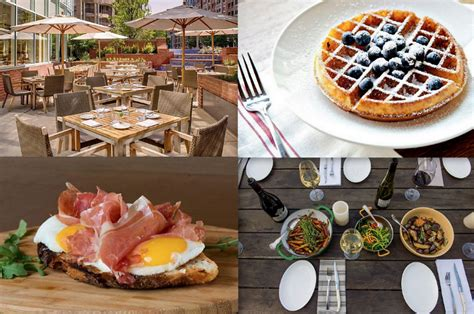 backyard brunch 7 outdoor brunch spots perfect for easter sunday or any sunday