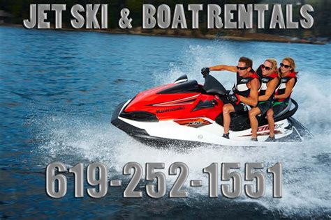 sea doo boats san diego sd jet ski rentals boating 1636 grand ave pacific
