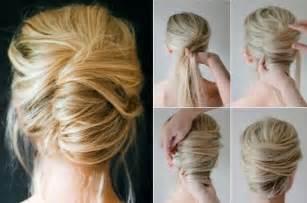 hochsteckfrisurenen jeden tag haare moderne frisuren einfache frisuren fur den alltag lange haare 5 3810 frisuren und