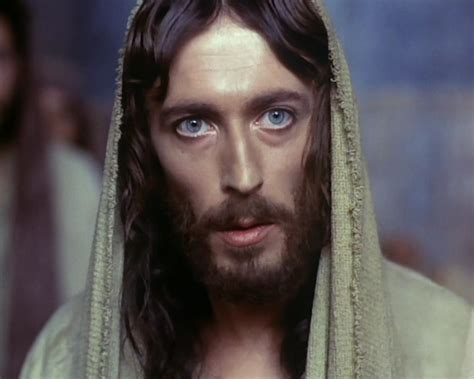 Robert Powell Quot Jesus Of Nazareth Quot 1977 Jesus Of