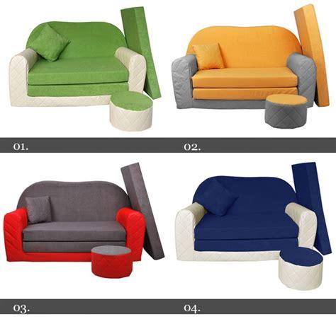 sofa verschicken kindersofa sofa kinderzimmersofa zum aufklappen mit