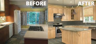 cheap kitchen makeover ideas before and after before after move out magic