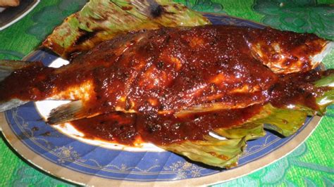 Teflon Untuk Bakar Ikan resepi ikan siakap bakar simple myresipi info jom kongsi resepi