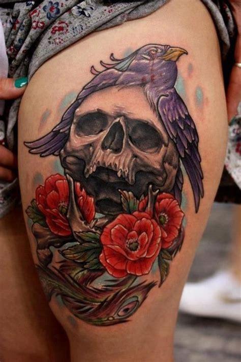 tattoo terbaik cara desain 24 tattoo tengkorak terbaik untuk inspirasimu