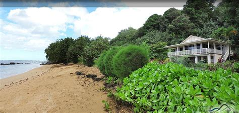 anini cottages anini house joins parrish kauai vacation rentals