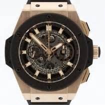 Hublot King Power Unico Black Swiss Eta 11 hublot watches buy at best prices on chrono24