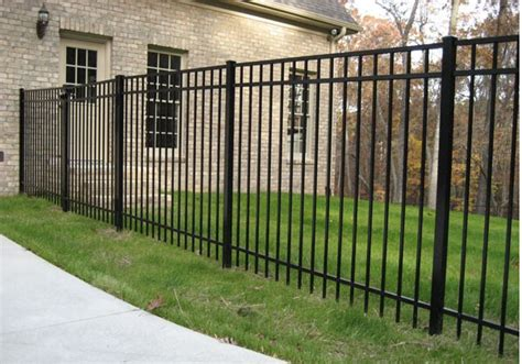 Backyard Metal Fence by Wholesale Backyard Metal Fence For Outdoor Protect Buy