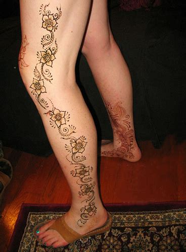 20 Legs Mehndi Designs Make Your Attractive Sheplanet Design On Leg For 2011