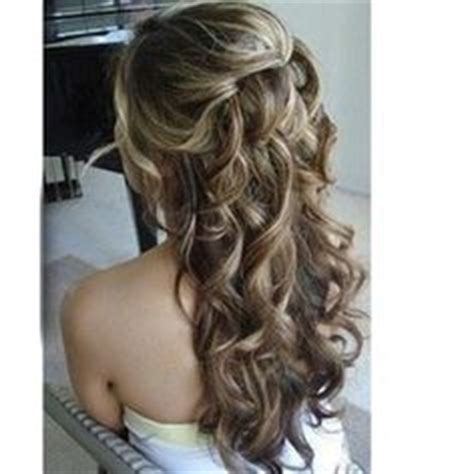 half up half down hairstyle dailymotion hair ideas for coles wedding on pinterest 47 pins