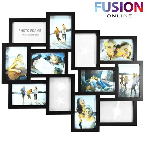 multi photoframe family frames collage picture - Wall Photo Frame Collage